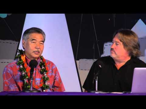 Why run for Governor? Civil Beat interview with David Ige
