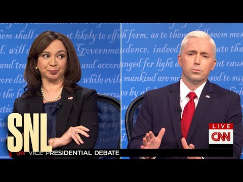 VP Fly Debate Cold Open - SNL