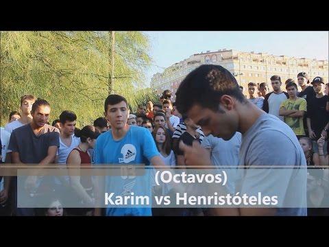 HENRISTOTELES VS KARIM Octavos Clasificatoria FullRap VLC VS MADRID