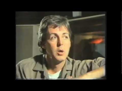 Paul McCartney on a Lennon/McCartney Songwriting Reunion (1984)