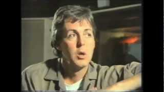 Paul McCartney on a Lennon/McCartney Songwriting Reunion (1984)