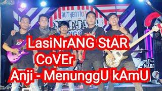 Lasinrang Star - Menunggu Kamu Rock version @Anji (Musisi Pinrang)