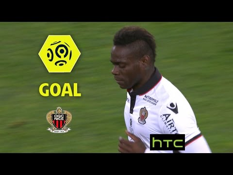 Goal Mario BALOTELLI (17') / LOSC - OGC Nice (1-2)/ 2016-17