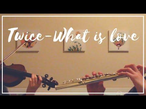 TWICE트와이스 What is Love? ~ FluteViolin