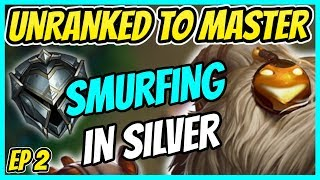 BARD JOURNEYS TO SILVER!! | Unranked to Masters | League of Legends