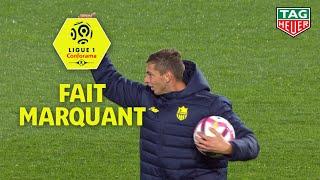 Premier triplé pour Sala et première victoire à la Beaujoire pour Nantes cette saison / 2018-19