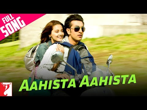 Aahista Aahista  Full   Bachna Ae Haseeno  Ranbir Kapoor  Minissha Lamba