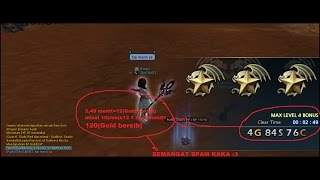 Cara Cari Gold Cap 93 Dragon Nest INA