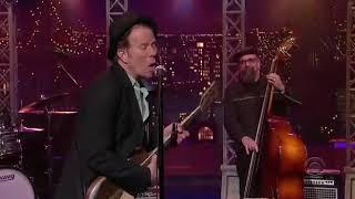 "Tom Waits - ""Lie To Me"" (Live on David Letterman, 2006)"