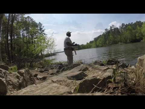 Crappie Fishing Jordan Lake
