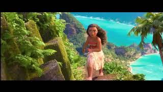 Video Swapping  Moana-Thunder