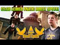 CS:GO LEAKED FNATIC BOOST SPOTS! (ESL ONE Katowice 2015)