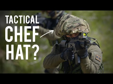 REVEALED! Why Israeli Soldiers Wear
