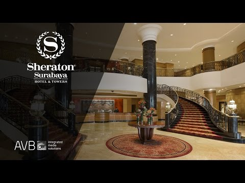 Sheraton Surabaya Hotel & Towers Corporate Video