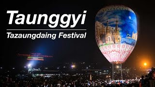 Taunggyi Tazaungdaing Festival