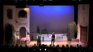 """8. Duetto """"Ah! lo vedi, che hai tu detto?"""" - Cavalleria Rusticana - Teatro G. Pasta 19 maggio 2013"""