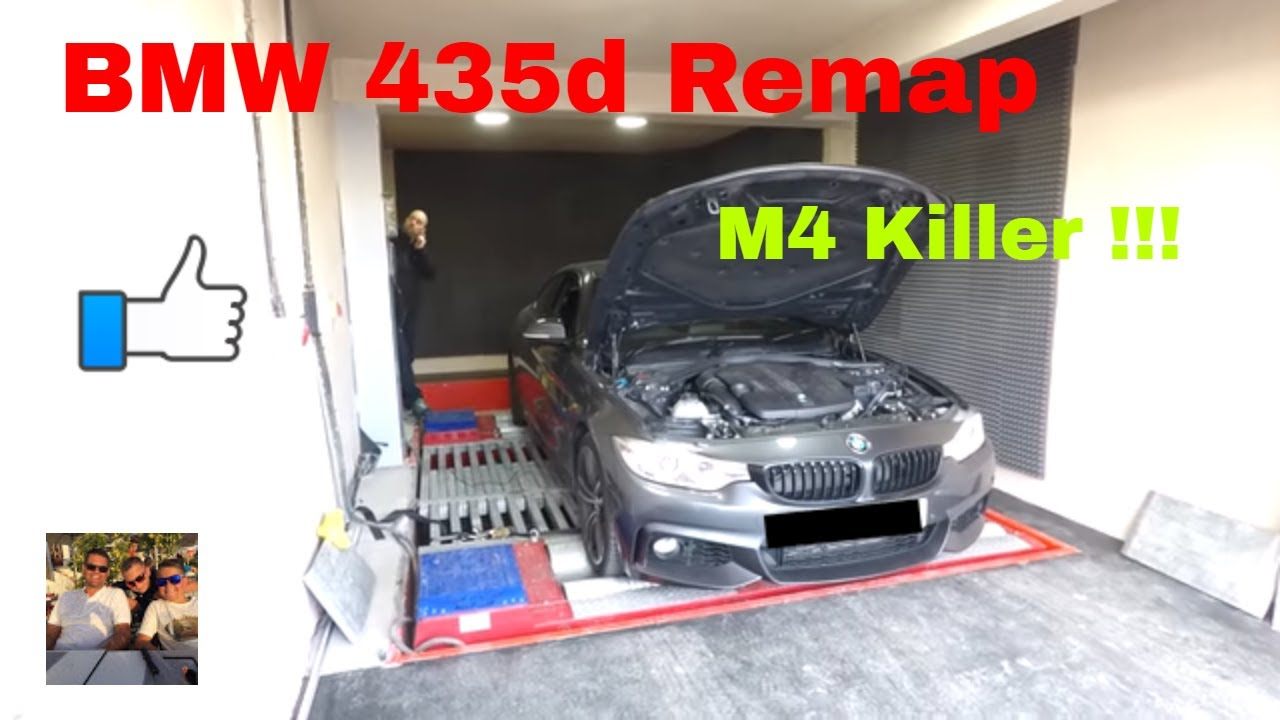 Amazing Bmw 435d Xdrive Dms Remapped To Over 400 Bhp This Is As