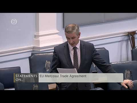 EU-Mercosur Trade Agreement: Statements- Wednesday 3rd July 2019