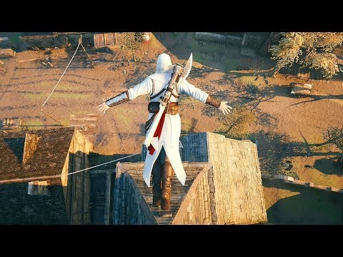 Assassin's Creed Unity Perfect Stealth No Hud & Altair`s Outfit thumbnail