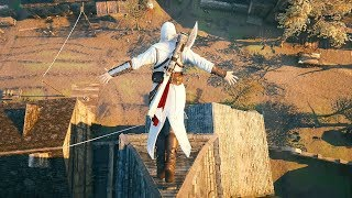 Assassin's Creed Unity Perfect Stealth No Hud & Altair`s Outfit