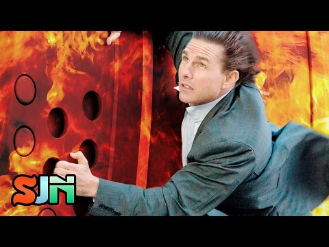 Tom Cruise's Mission Impossible 6 Stunt Is… (SUPER DEADLY)