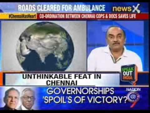 Speak out India: Can India follow Chennai?