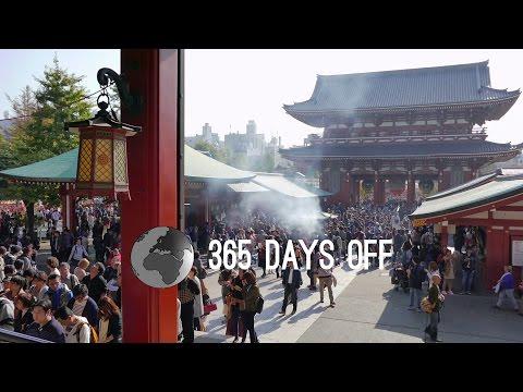 Episode 33 - Malaysia & Japan / Kuala Lumpur & Tokyo