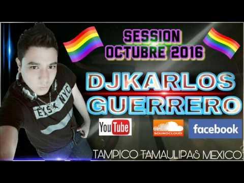 circuit mix octubre 2016 DjKarlos Guerrero