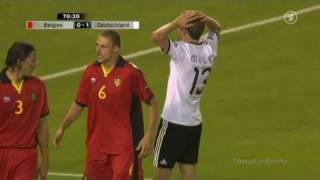 Belgien - Deutschland 0:1 (EURO 2012 Qualifikation)