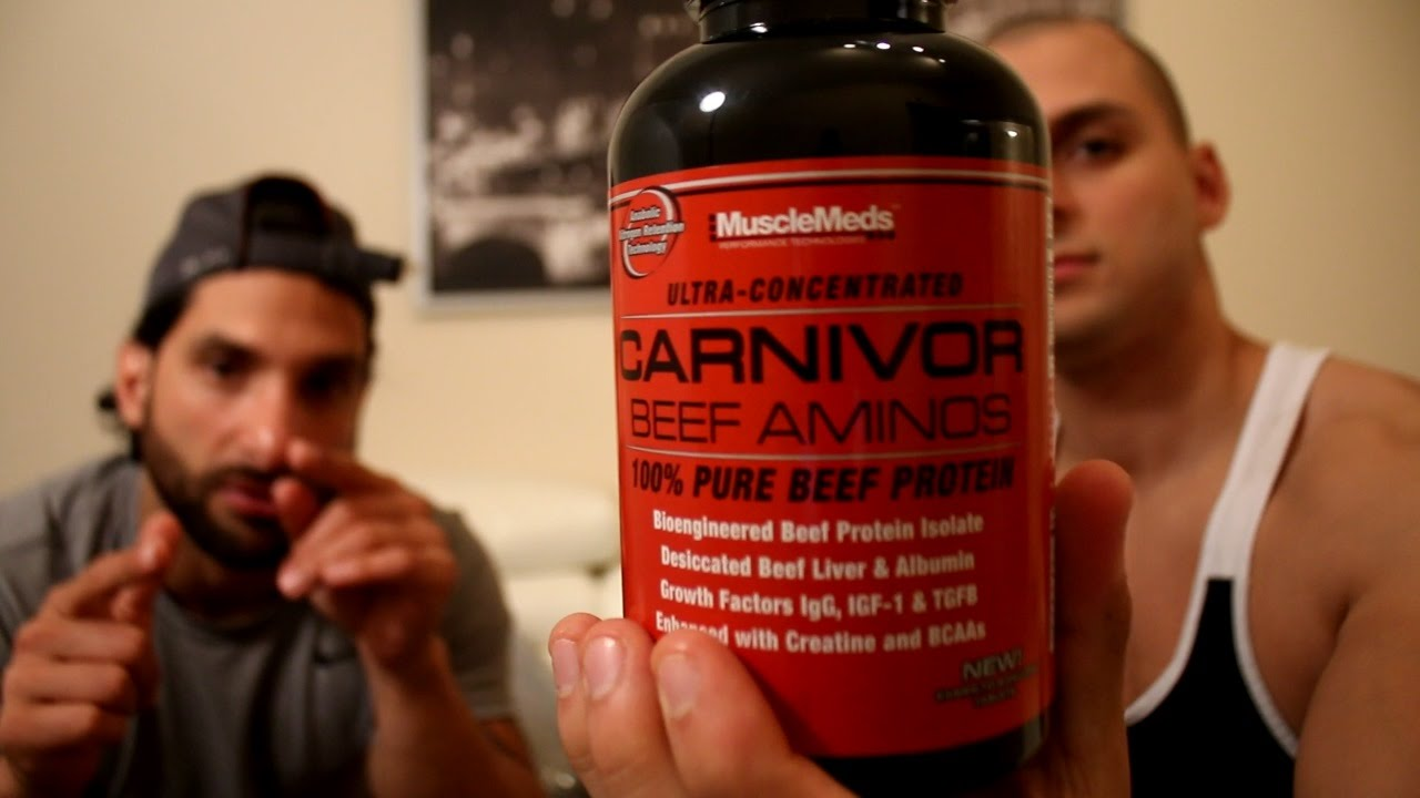 Musclemeds Amino Beef Carnivor 300 Tablet Daftar Harga Terkini Tabs Aminocarnivor Suplemen Gym With Bcaa N Creatine Free Shaker 100 Acid Review