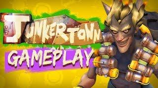 Overwatch - Junkertown Gameplay!