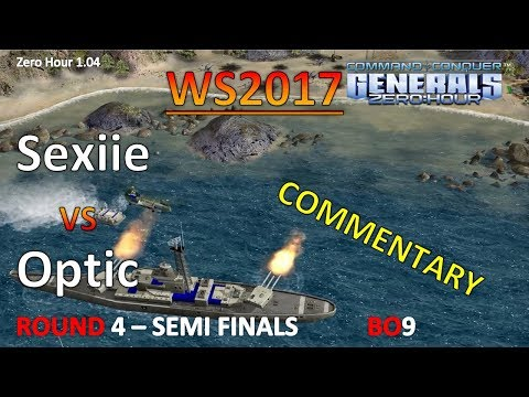 Zero Hour - WS2017 - Sexiie vs Optic (Firelord) - Round 4 (SemiFinals)