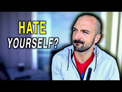 HOW TO STOP HATING YOURSELF (Simple Tips To Improve Self-Esteem)