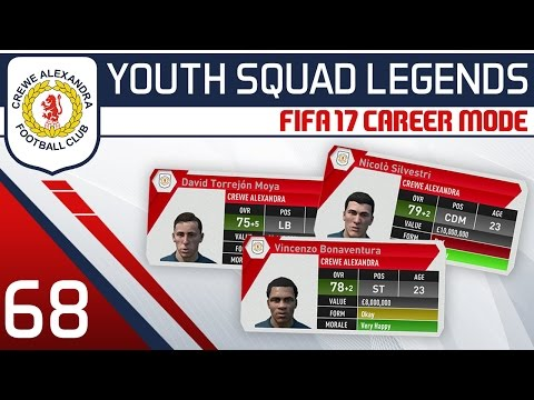 FIFA 17 Career Mode: Crewe #68 - SEASON REVIEW 2021/22 [YOUTH SQUAD LEGENDS | Youth Academy Career]