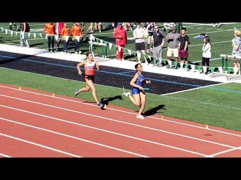 North Springs High School Girls 4x400m Relay Prelims