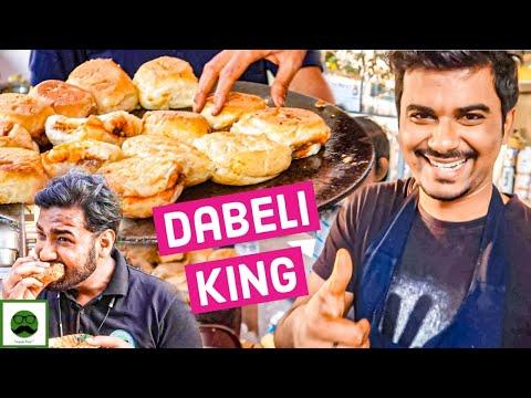 Mumbai Street Food Ka NINJA DABELI King | Veggie Paaji