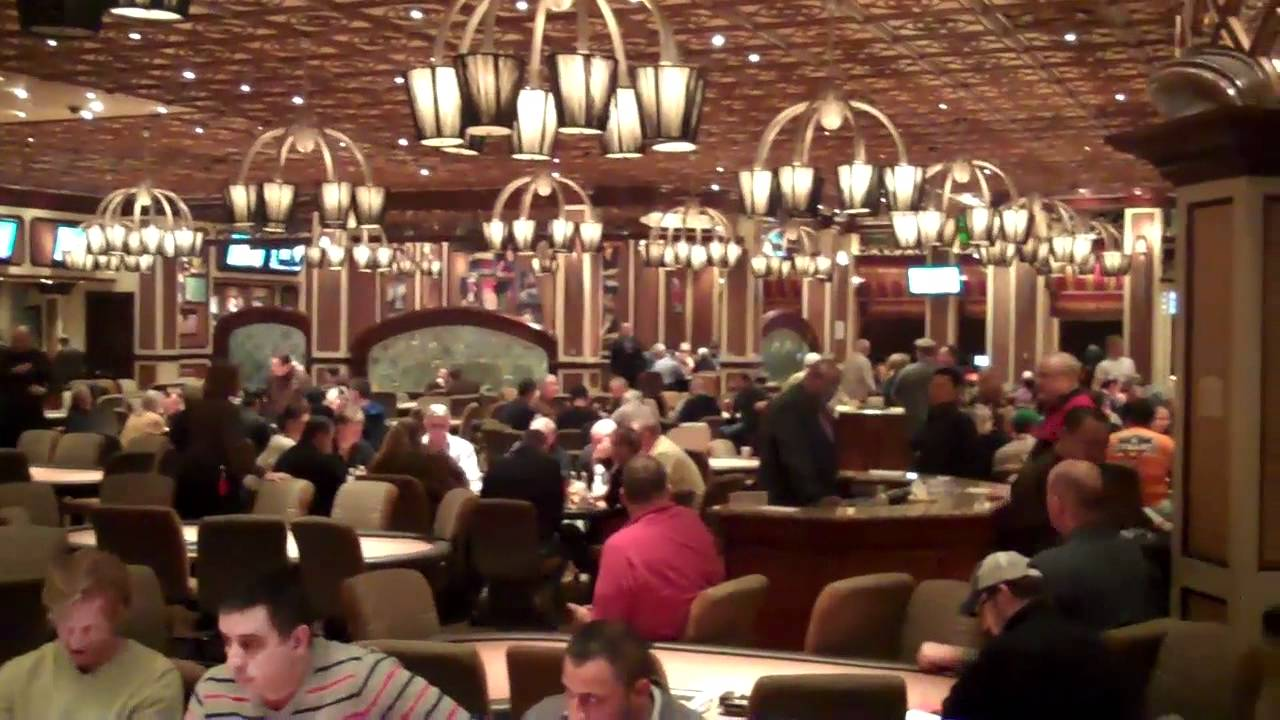 Poker rooms in las vegas nv