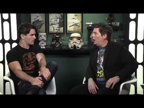 Sam Witwer Extended Interview - Comlink Conversations