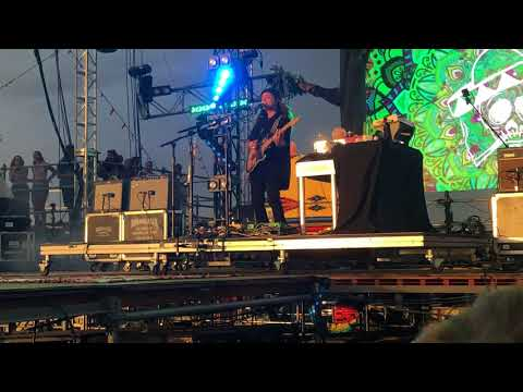 Jungle - Tash Sultana Live at Sasquatch! Music Festival 2018