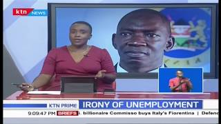 Government spokesperson says Government initiatives in place as youth grapple with Unemployment