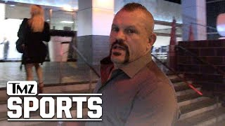 Chuck Liddell Says He'll 'Knock Tito Ortiz's Head Off' | TMZ Sports