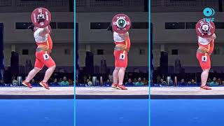 Li Wenwen Clean & Jerk Pattaya