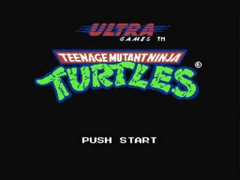 TMNT (NES) Music: Boss Battle Extended HD