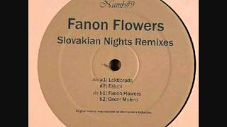Fanon Flowers - Slovakian Nights (Loktibrada Remix) (A1)
