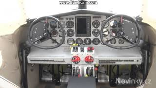 World flight / Baťa - Lockheed L10 Electra - OK CTB