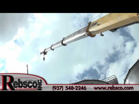 Rebsco, Inc. Millwright Services