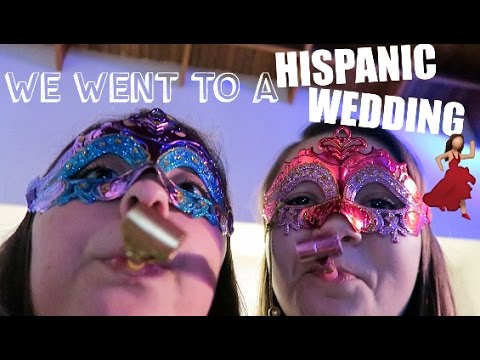 WHAT IT'S LIKE TO GO TO A COLOMBIAN WEDDING