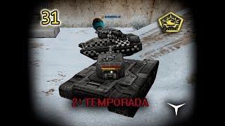 31.Un día pelotudo (Tanki Online - Temporada 2) // Gameplay