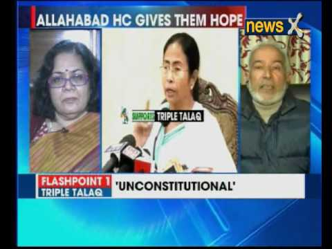 Nation at 9: Triple talaq unconstitutional, says Allahabad High Court