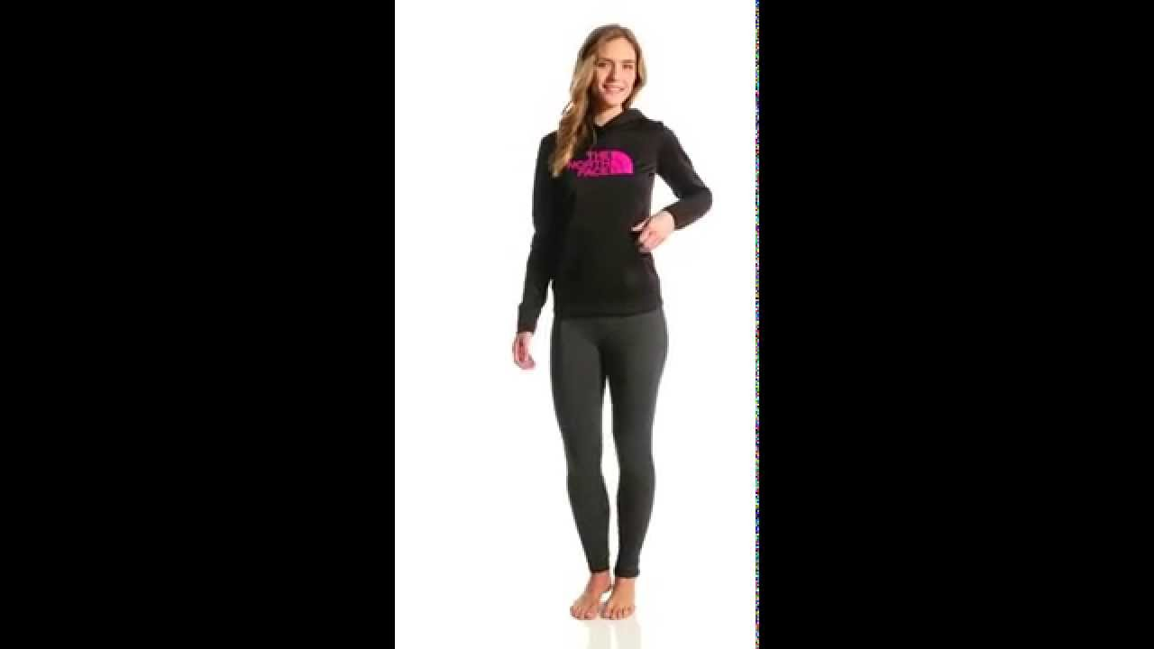 649233ae0 The North Face Women's Fave Half Dome Pullover Hoodie | SwimOutlet.com